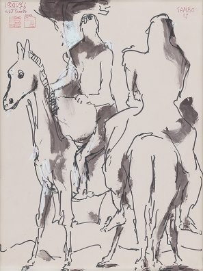 Na koňoch 1976